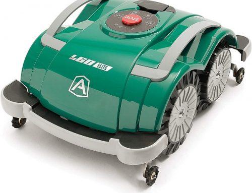 Robots Cortacésped sin Cable Perimetral